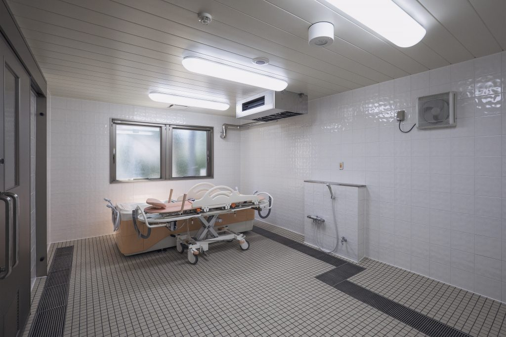 特殊浴槽(新館)